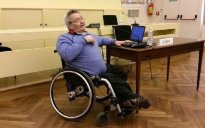 Un esperto di disabilità nella task force per la fase 2 dell'emergenza Coronavirus: Giampiero Griffo