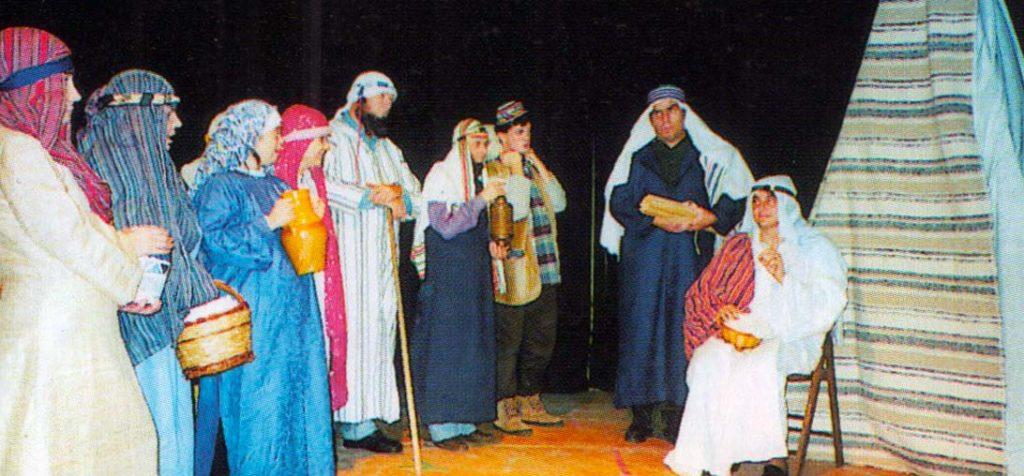 Natale all'alverare 002 - Ombre e Luci n.72 - 2000