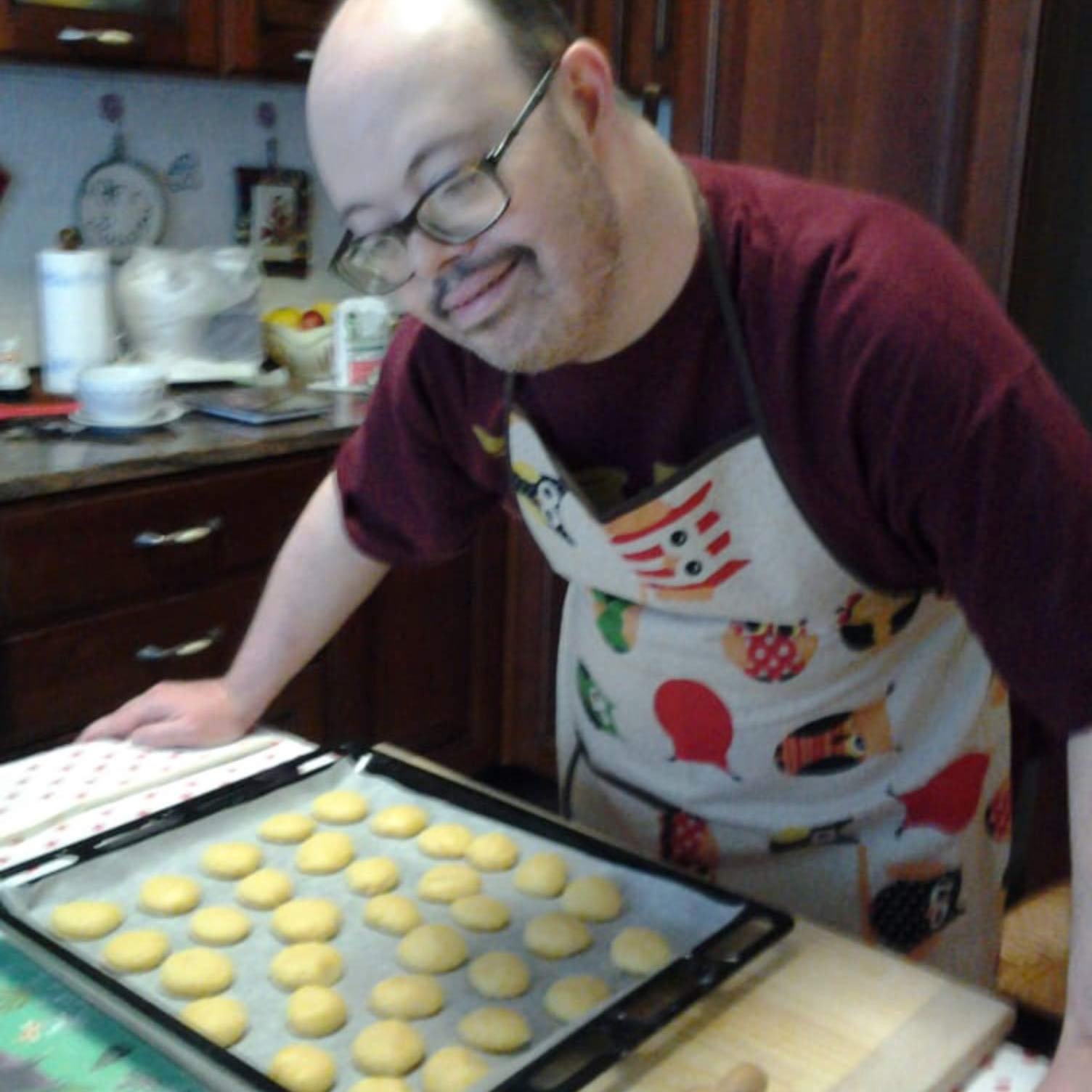 Risveglio - lezioni cucina - biscotti