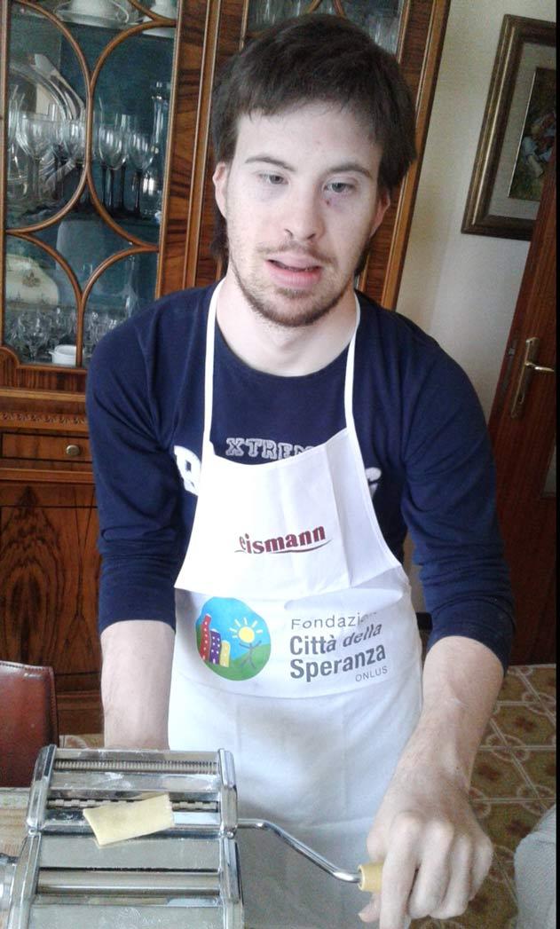 Risveglio - lezioni cucina - pasta