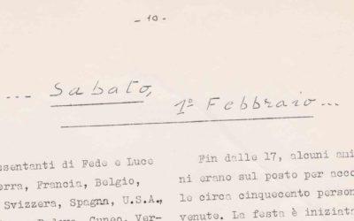Sabato 1° febbraio 1975