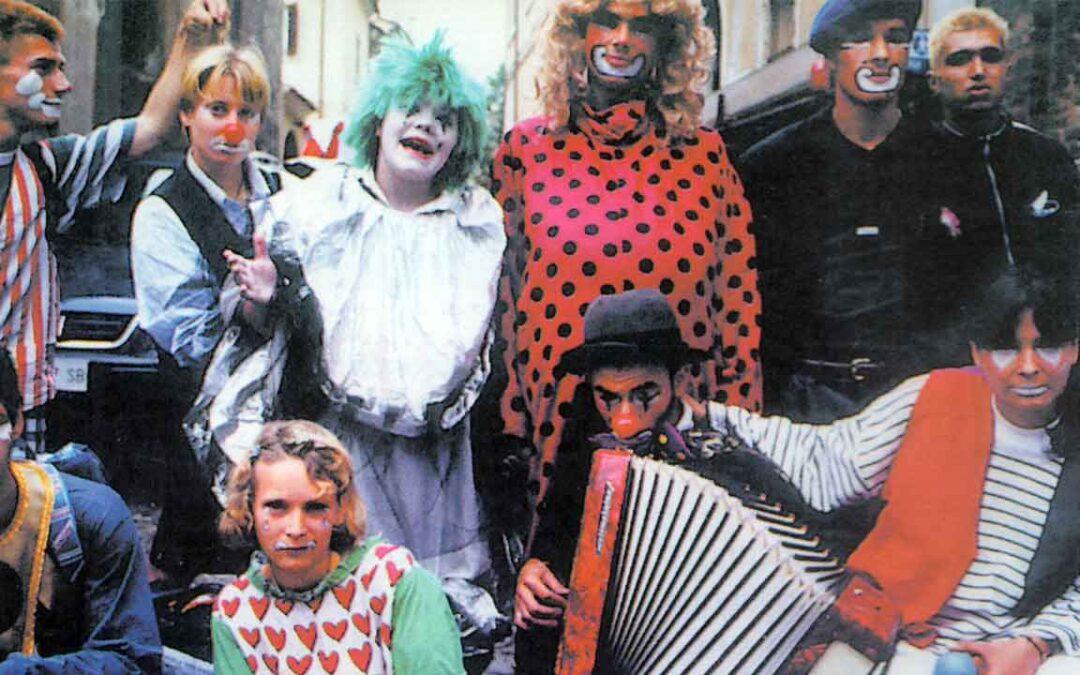 La lezione di un clown: Miloud Oukili