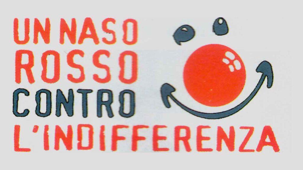 Un naso rosso contro l'indifferenza Fondazione Parada - Ombre e Luci n.76 - 2001