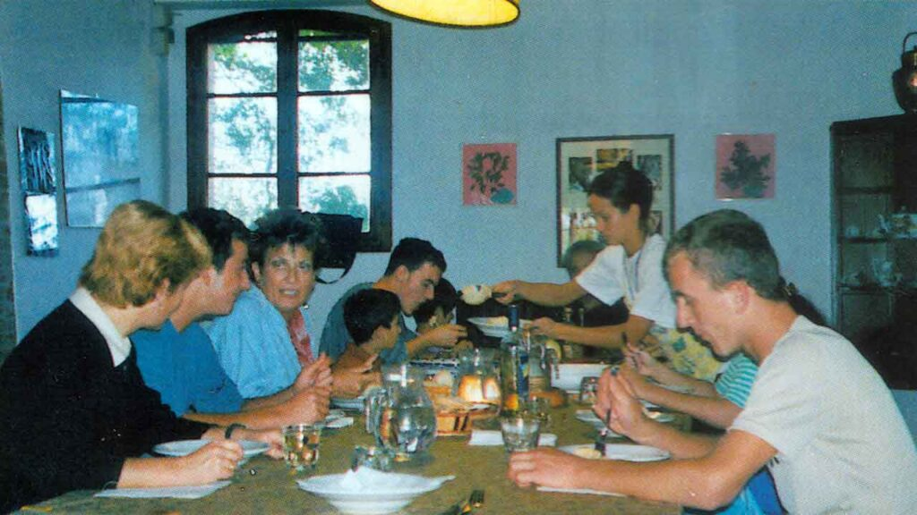 ranzo nel Casolare di Gugliano - Ombre e Luci n. 76 - 2001