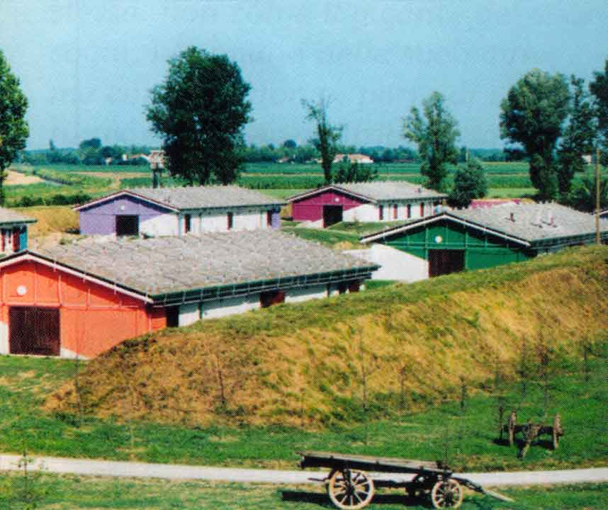 Il nuovo Villaggio all'interno del Centro Don Milani - Ombre e Luci n. 76 - 2001