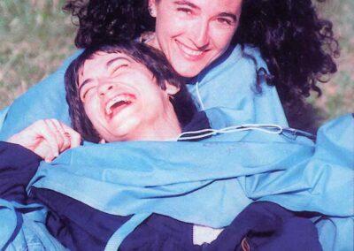 2° posto - Marta de Rino - I più piccoli a Lourdes - Fotoconcorso - Ombre e Luci n.75 - 2002