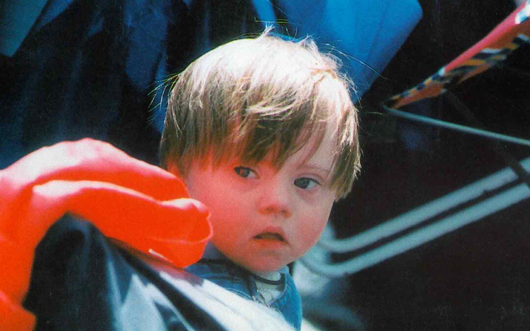 Fotoconcorso: I più piccoli a Lourdes