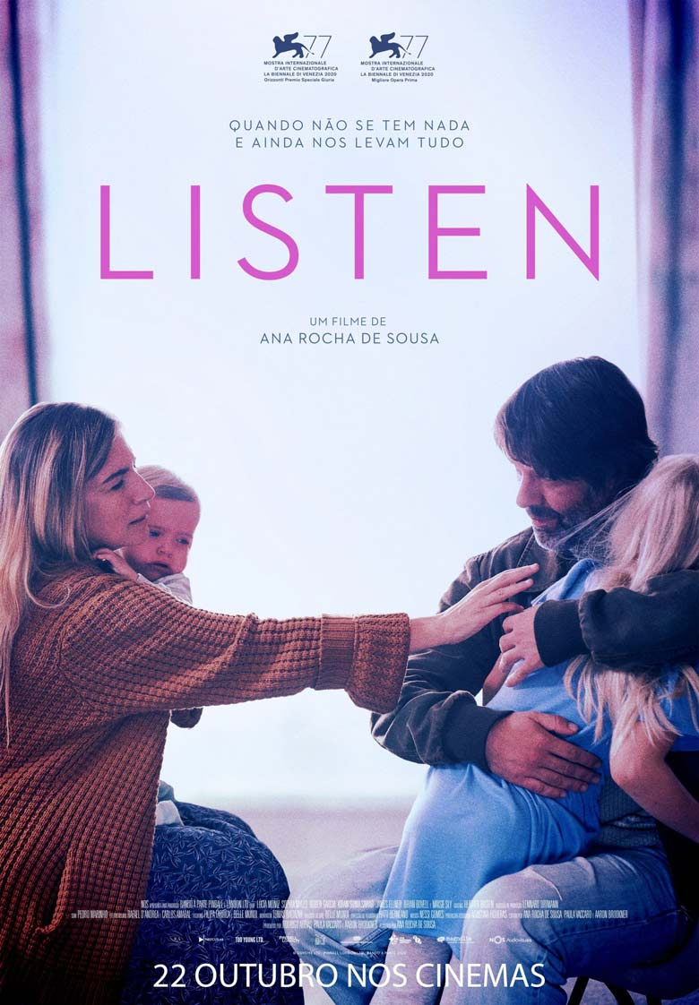 Listen (2020) - Ana Rocha De Sousa