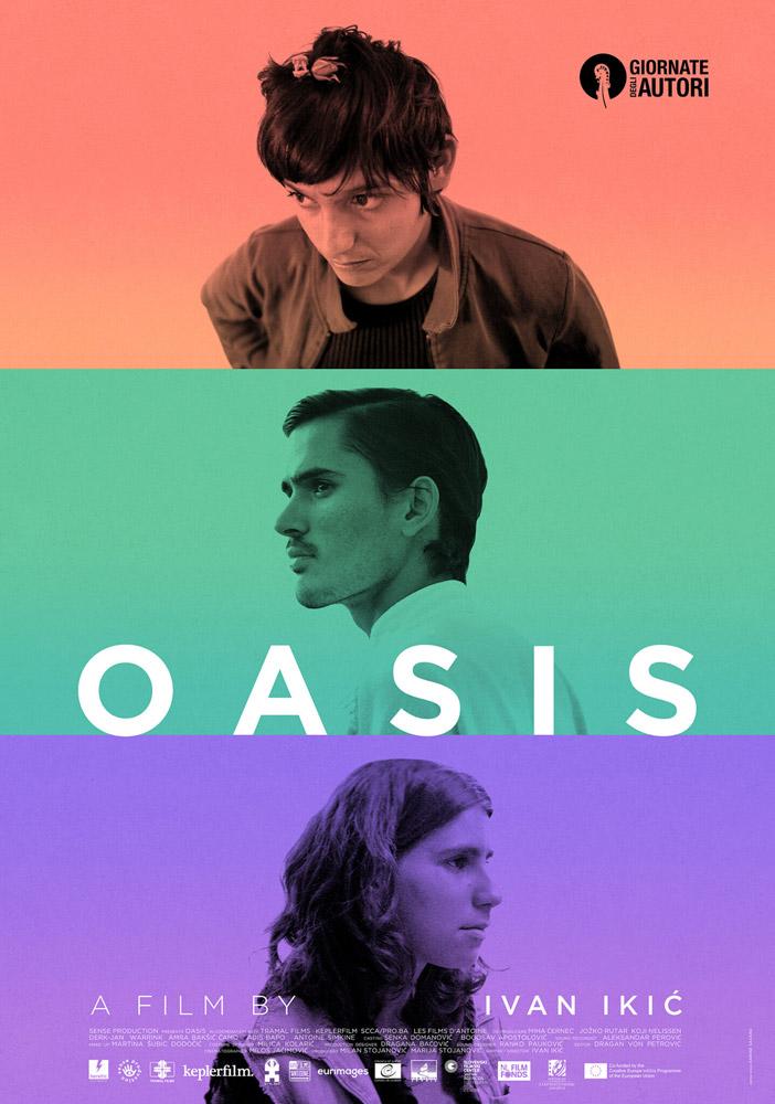 Oaza - Oasis - copertina