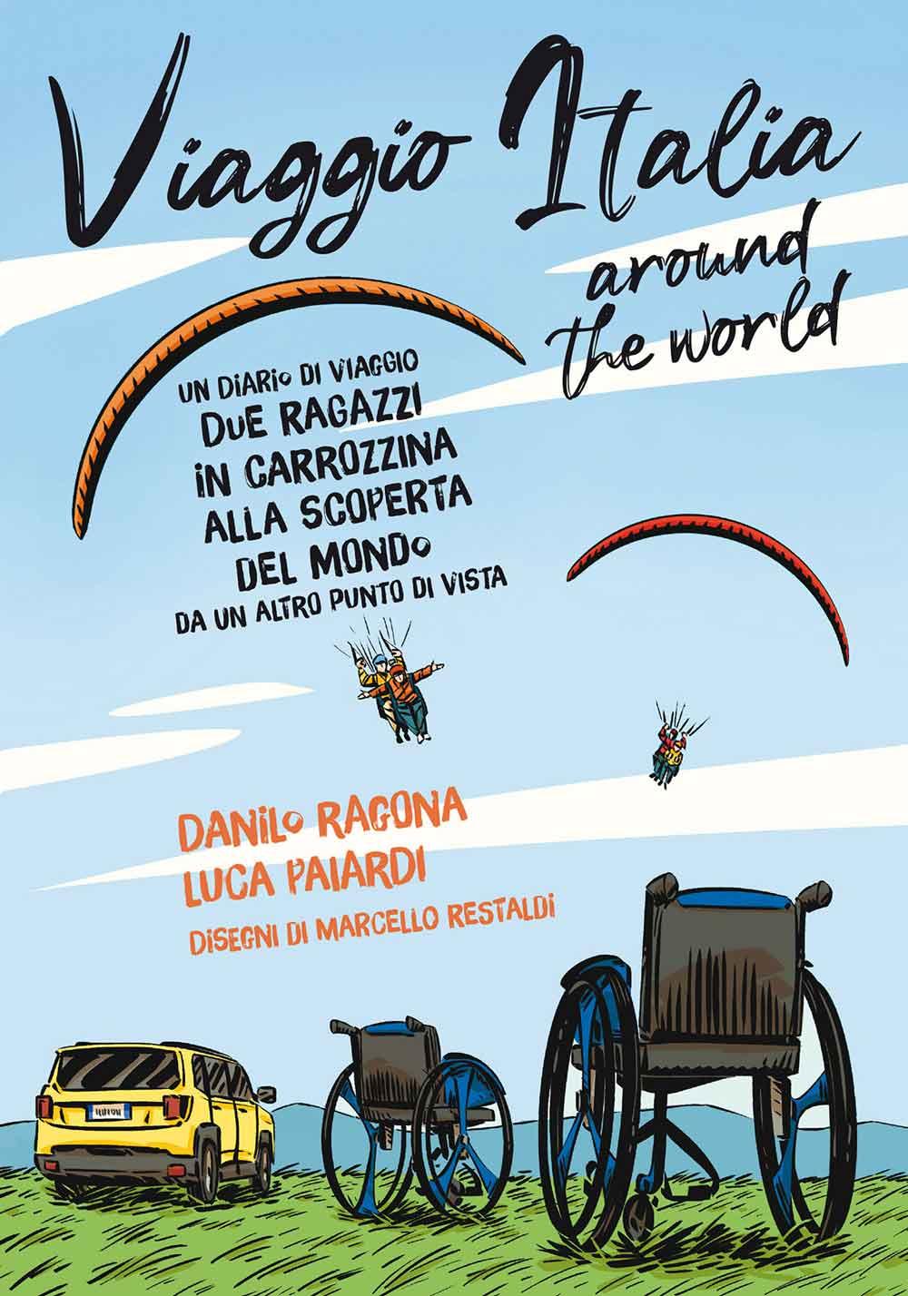 Viaggio Italia - copertina