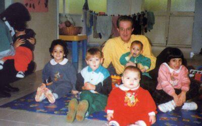 """Casa Famiglia """"La tenda"""" per bambini da 0 a 6 anni"""