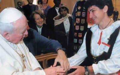 Per portare frutto – Incontro dei delegati di Fede e Luce di tutto il mondo 2002