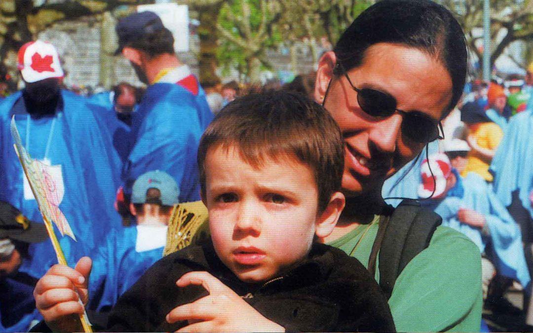 Dario, sei anni ci parla – I bambini, che capiscono di Fede e Luce?