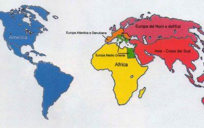 Segni di fede e Luce nel mondo – 1454 comunità di 77 paesi