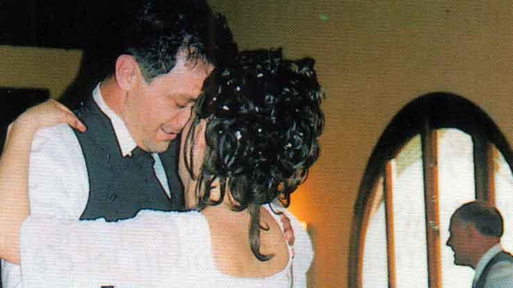 Amore e disabilità: Veronica e Alessandro si sono sposati